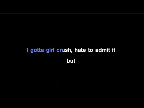 Little Big Town - Girl Crush Karaoke