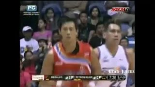 Junmar Fajardo and Danny Ildefonso Identical Moves