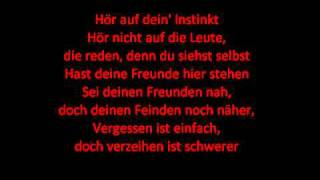 Bushido - Alles wird gut (Lyrics)