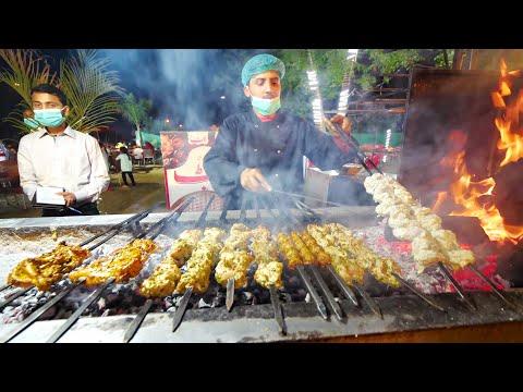 Oldest PAKISTANI STREET FOOD Market in ISLAMABAD!! Butt Karahi & Aabpara Market | Pakistan
