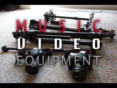 Music Video Equipment: Audio & Video