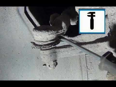 Замена рулевых наконечников в автомобиле Лада Гранта.