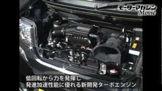 ホンダN BOX試乗レポート HONDA N BOX Test Drive