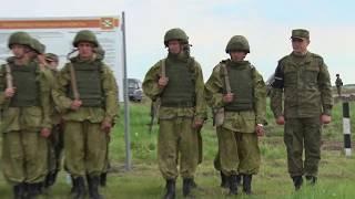 Саратовские огнеметчики признаны лучшими в России