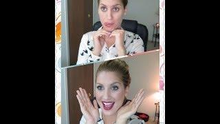 Εύκολο μακιγιάζ με οικονομικά καλλυντικά/Easy Day & Night makeup using cheap products Thumbnail