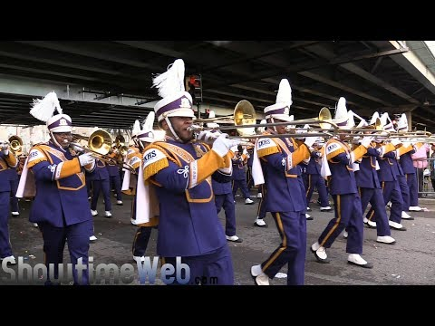 Marching Bands of The Alla Parade - 2018 Mardi Gras