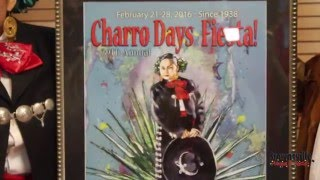 Unveiling of the 2016 Official Charro Days Poster | Brownsville, Texas
