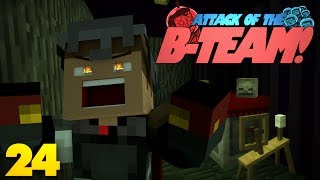 Minecraft: THE CURSED SPINNING WHEEL! Attack Of The B-Team Modded Survival (24)