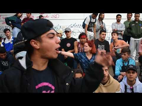 BONI vs DEKE - Octavos - 1a CLAS. GAVA STREET FEST