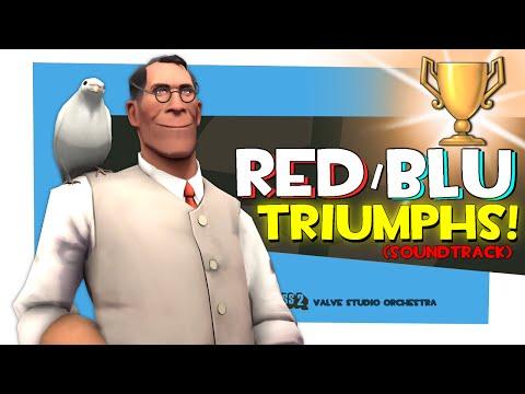 Team Fortress 2 - RED/BLU Triumphs! (Soundtrack)