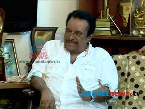 M. T. Vasudevan Nair and Hariharan interview  : Onam special programme  Part 1