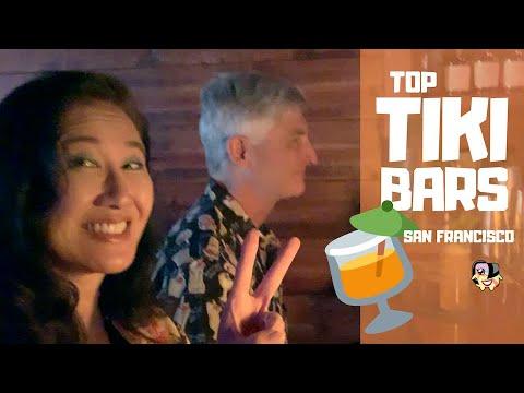 Rum Expert Reviews Popular Tiki Bars In San Francisco