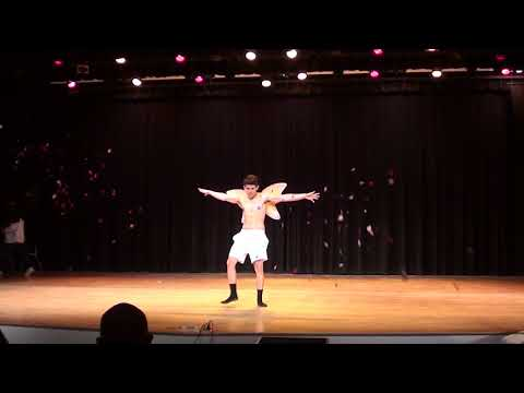 Piedmont Hills High School Top Model - Male Pageant 2018 1/5