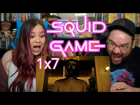 Download Squid Game 1x7 V.I.P.S - Episode 7 Reaction / Review