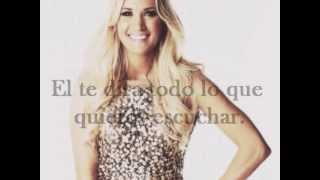 Carrie Underwood-Cowboy Casanova (Subtitulada al Español)