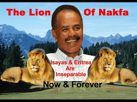 Isayas & Eritrea Are Inseparable No2