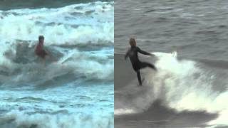 Elite Surf Coaching Video Analysis