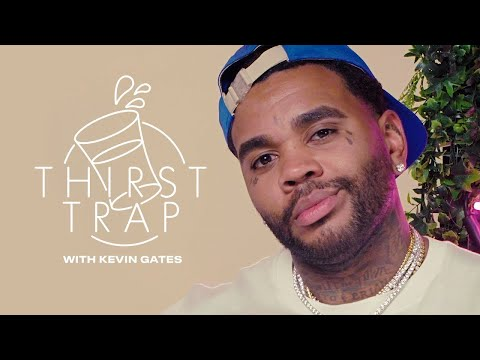Kevin Gates Sings Hayley Williams and Talks His Worst Tattoo on Thirst Trap! | ELLE