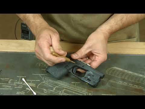 Glock 43 Detail Strip