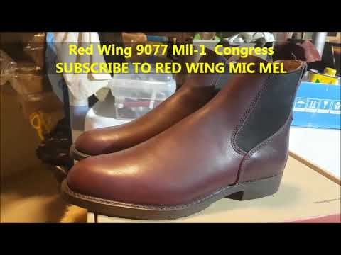 detailed images amazon pretty nice 20190410 Review Red Wing 9077 - YouTube