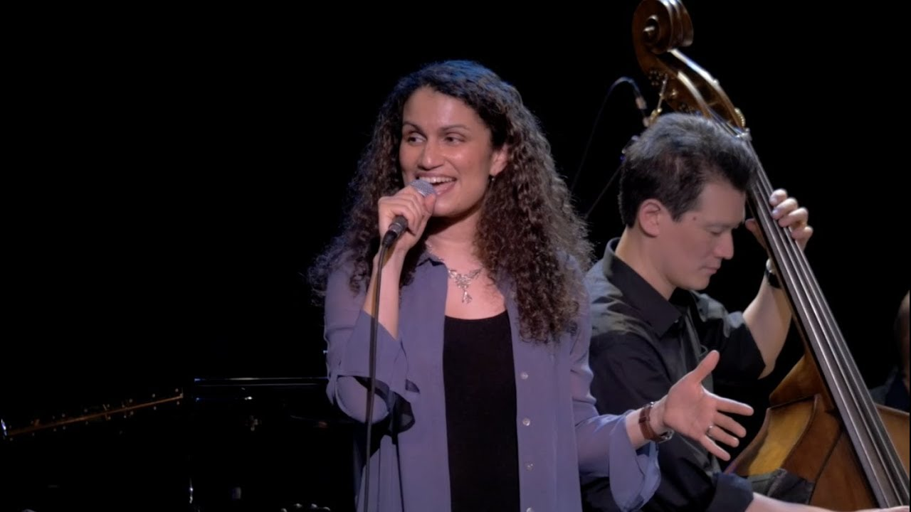 video: Diane Nalini & the Ottawa Jazz Orchestra - Imagine My Frustration