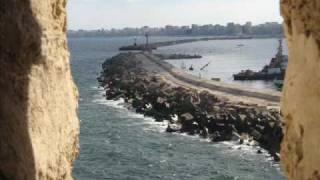 The Qaitby Citadel, Alexandria, Egypt Thumbnail