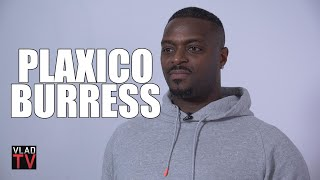 Plaxico Burress on Friendship with Antonio Brown: I Want Him to Play Football, Not Rap (Part 13)