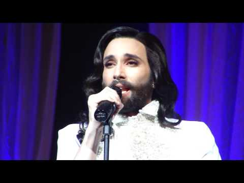 Out of Body Experience - Conchita Wurst - Brucknerhaus Linz - 10.03.2017