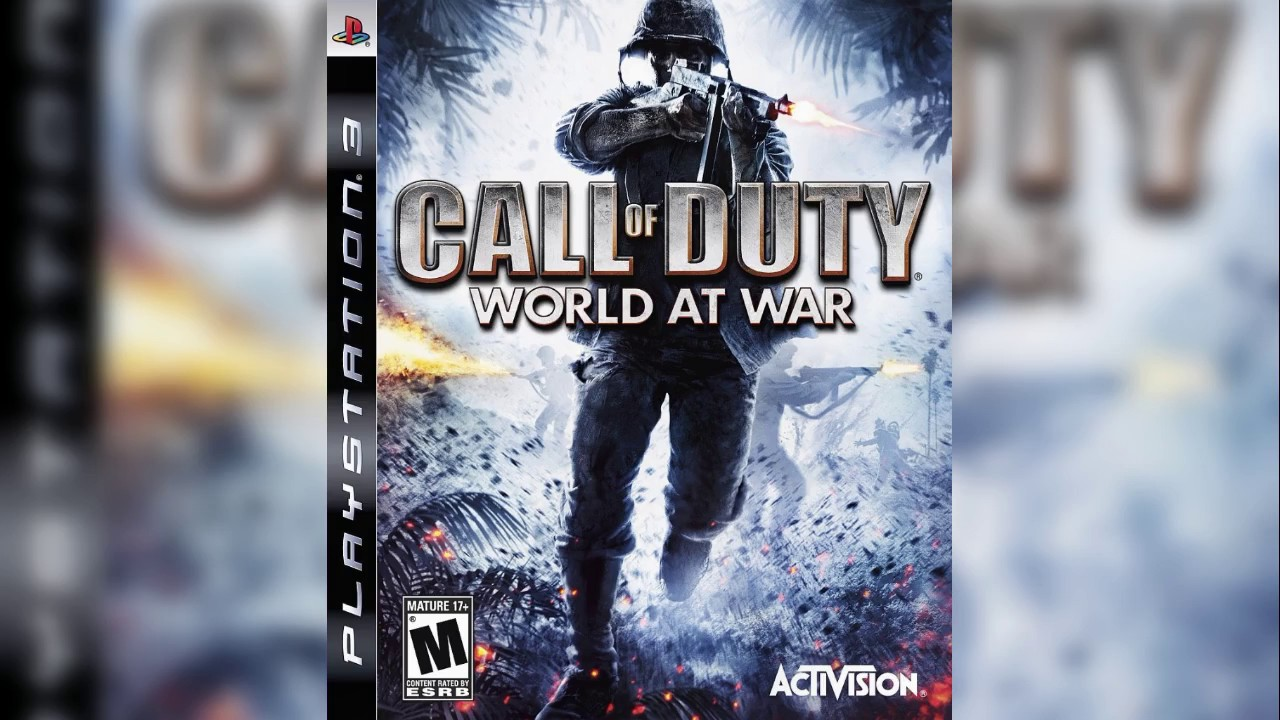 Call of duty world at war mature rating talk, what