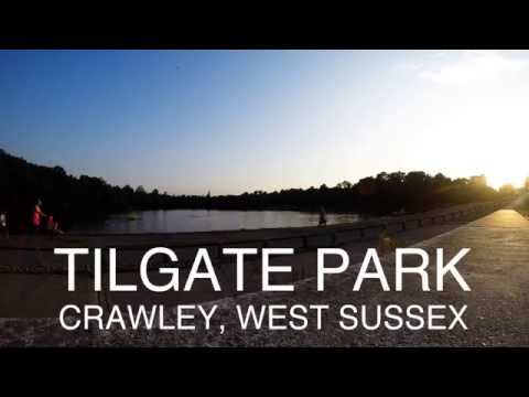 Tilgate Country Park | Crawley West Sussex | Drone