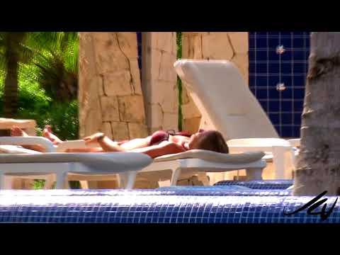 Barcelo Maya Tropical Club Premium  - luxury travel on a budget  - YouTube