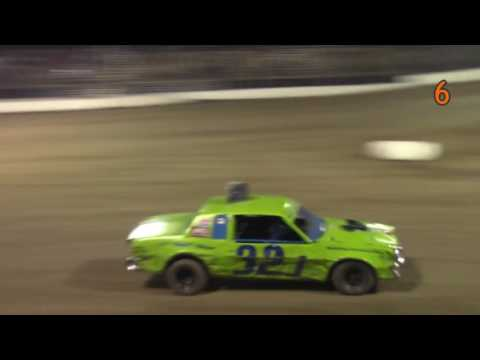 Dallas County Speedway Stock Figure 8 Feature 4/8/16