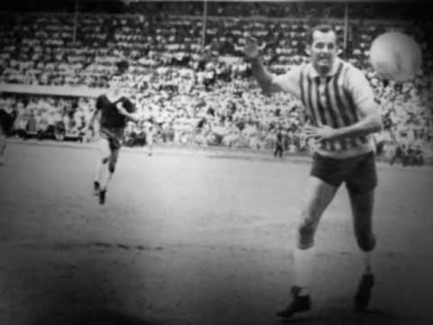 El Estadio Nacional: El gol de media