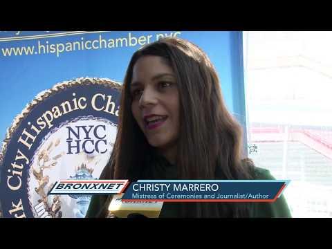 NY Hispanic Chamber Of Commerce Luncheon