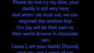 Daddy Discord Lyrics