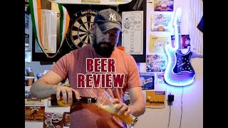 Magic Hat Brewing - #9 Not Quite a Pale Ale - Beer Review - Bloopers -- BEARD