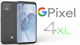 Google pixel 4 XL with triple camera 855 Snapdragon processor