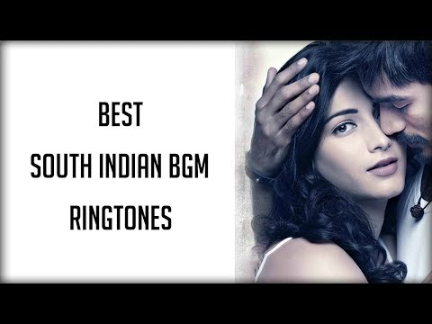 Top 5 South Indian BGM Ringtones |Download Now| S4