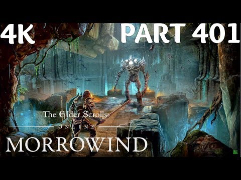 ESO 4K World Delve Tour: Thukhozod's Sanctum Delve - Part 401