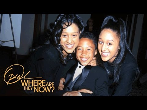 Tahj Mowry on Growing Up in an Interracial Family | Where Are They ...