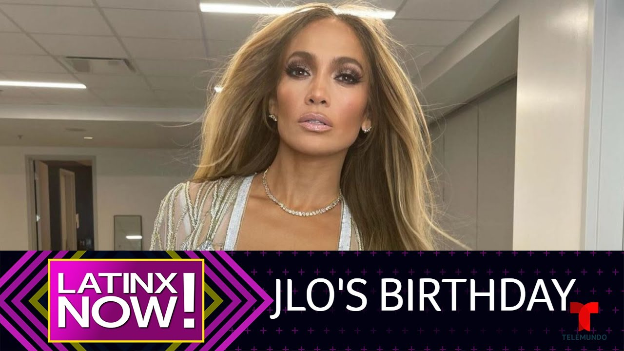 Jennifer Lopez brings out the 'fab' in us, here's why   Latinx Now!   Telemundo English