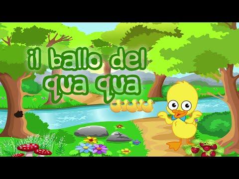 Il Ballo Del Qua Qua Canzoni Per Bambini E Bimbi Piccoli