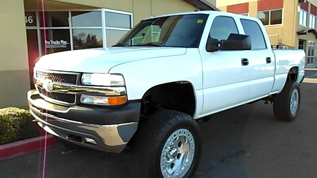 2002 chevrolet silverado 2500hd 4x4 duramax diesel chevy protrucksplus com youtube. Black Bedroom Furniture Sets. Home Design Ideas