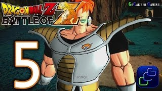 Dragon Ball Z Battle Of Z Walkthrough - Part 5 - Missions 12-14