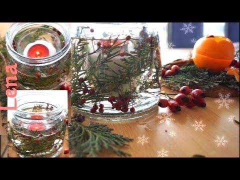 windlicht-basteln-aus-naturmaterialien---nature-candle-jar---Новогодний-подсвечник-из-банки