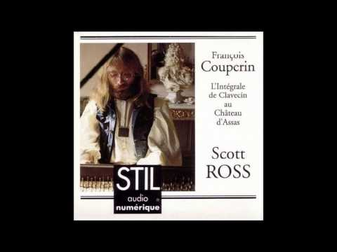 F.Couperin Harpsichord Works Vol.1,  Scott Ross