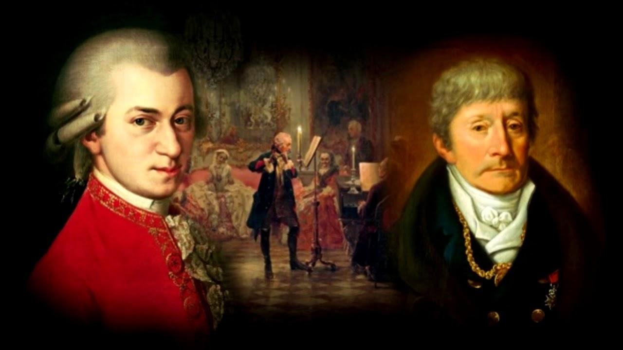Моцарт и Сальери аудиокнига