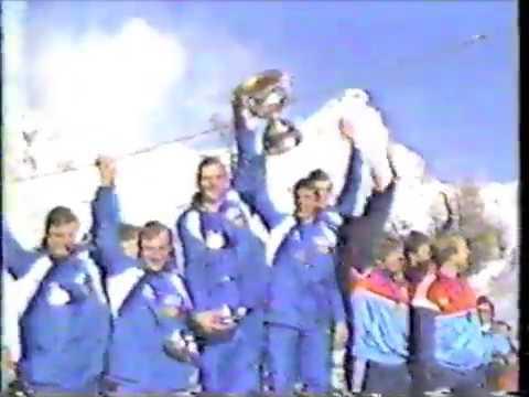 1985 FIBT World Bobsled Championships - Four-man