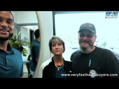 Very Fast Home Buyers review | Bonnie And Doug