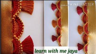 Baixar ಸೀರೆ ಕುಚ್ಚು#73.saree kuchu tutorial with English subtitle .learn with me jaya